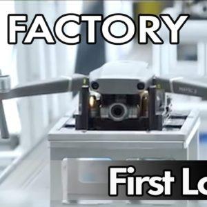 DJI Mavic 2 factory   explanation